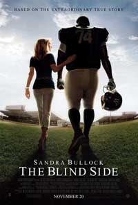 The Blind Side - 43 x 62 Movie Poster - Bus Shelter Style A