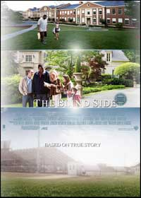 The Blind Side - 11 x 17 Movie Poster - Style D