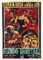 The Blob - 11 x 17 Movie Poster - Italian Style A