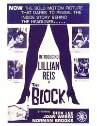 The Block - 11 x 17 Movie Poster - Style A