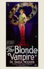 The Blonde Vampire - 11 x 17 Movie Poster - Style A