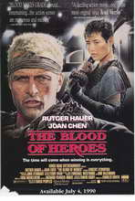 The Blood of Heroes - 11 x 17 Movie Poster - Style B