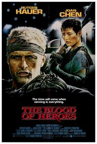 The Blood of Heroes - 27 x 40 Movie Poster - Style A