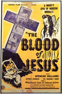 The Blood of Jesus - 27 x 40 Movie Poster - Style A