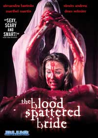 The Blood Spattered Bride - 11 x 17 Movie Poster - Style A