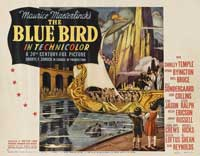 The Blue Bird - 22 x 28 Movie Poster - Half Sheet Style A