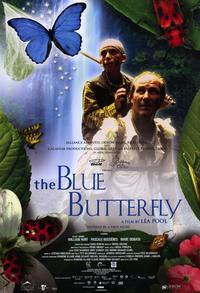 The Blue Butterfly - 11 x 17 Movie Poster - Style A