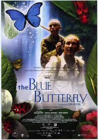 The Blue Butterfly - 27 x 40 Movie Poster - Style A