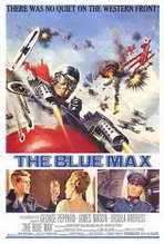 The Blue Max - 27 x 40 Movie Poster - Style A