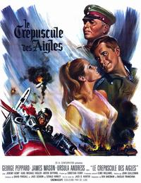 The Blue Max - 11 x 17 Movie Poster - French Style A