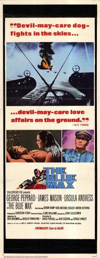The Blue Max - 14 x 36 Movie Poster - Insert Style A