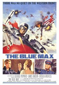 The Blue Max - 43 x 62 Movie Poster - Bus Shelter Style A