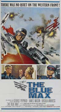 The Blue Max - 41 x 81 3 Sheet Movie Poster - Style A