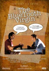 The Blue Tooth Virgin - 11 x 17 Movie Poster - Style A