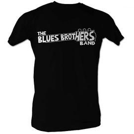 The Blues Brothers - Band Black T-Shirt