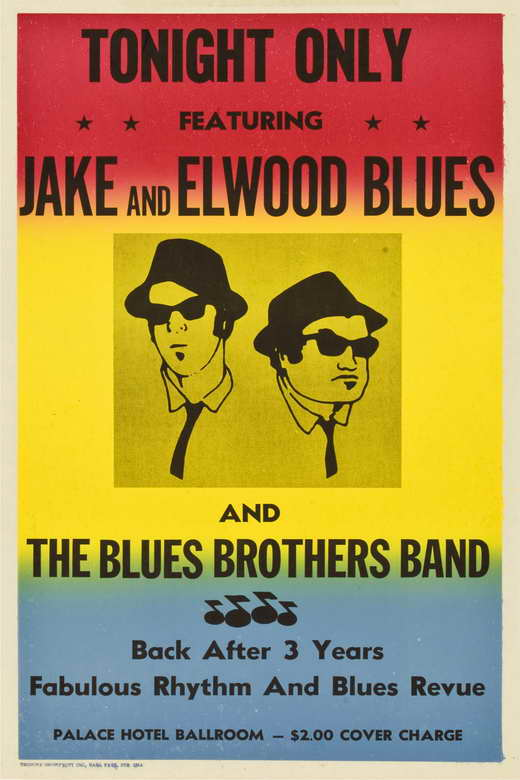 The Blues Brothers Movie Posters From Movie Poster Shop