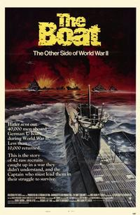 Das Boot - 11 x 17 Movie Poster - Style A