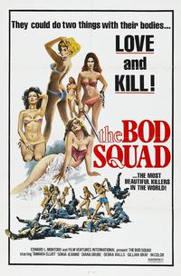 The Bod Squad - 27 x 40 Movie Poster - Style A