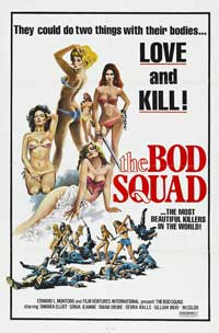 The Bod Squad - 43 x 62 Movie Poster - Bus Shelter Style A