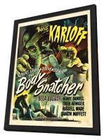 The Body Snatcher - 11 x 17 Movie Poster - Style H - in Deluxe Wood Frame