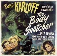 The Body Snatcher - 30 x 30 Movie Poster - Style A