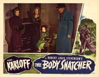 The Body Snatcher - 11 x 14 Movie Poster - Style A