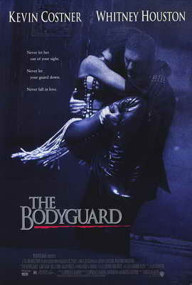 The Bodyguard - 11 x 17 Movie Poster - Style A