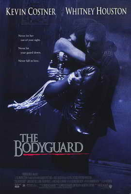 The Bodyguard - 27 x 40 Movie Poster - Style A