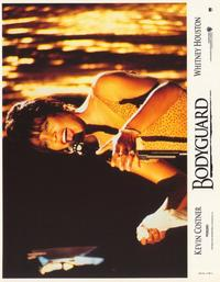 The Bodyguard - 11 x 14 Poster French Style B