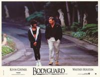 The Bodyguard - 11 x 14 Poster French Style D