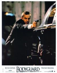 The Bodyguard - 11 x 14 Poster French Style G