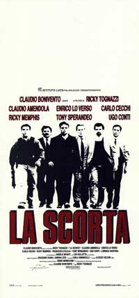 The Bodyguards - 13 x 28 Movie Poster - Italian Style A
