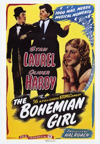 Bohemian Girl - 27 x 40 Movie Poster - Style A
