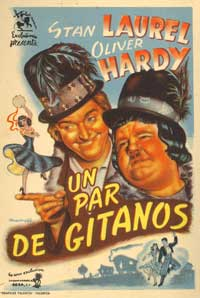 Bohemian Girl - 27 x 40 Movie Poster - Spanish Style A