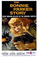 The Bonnie Parker Story - 27 x 40 Movie Poster - Style A