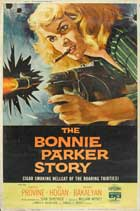 The Bonnie Parker Story - 27 x 40 Movie Poster - Style C