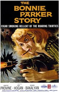 The Bonnie Parker Story - 43 x 62 Movie Poster - Bus Shelter Style A