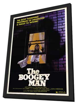 The Boogey Man - 11 x 17 Movie Poster - Style A - in Deluxe Wood Frame