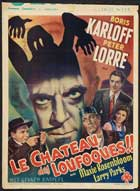 The Boogie Man Will Get You - 11 x 17 Movie Poster - Belgian Style A