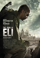 The Book of Eli - 27 x 40 Movie Poster - Belgian Style B