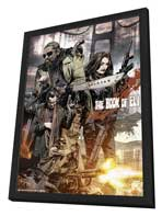 The Book of Eli - 11 x 17 Movie Poster - Style A - in Deluxe Wood Frame