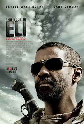 The Book of Eli - 11 x 17 Movie Poster - Style B