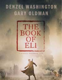 The Book of Eli - 43 x 62 Movie Poster - Bus Shelter Style A