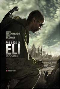 The Book of Eli - 11 x 17 Movie Poster - Style C