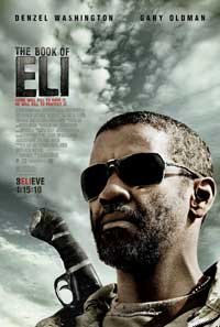 The Book of Eli - 43 x 62 Movie Poster - Bus Shelter Style B