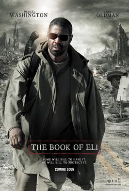The Book of Eli - 11 x 17 Movie Poster - Style E