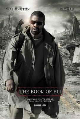 The Book of Eli - 27 x 40 Movie Poster - Style E