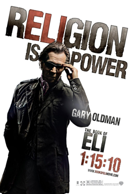 The Book of Eli - 11 x 17 Movie Poster - Style I