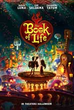 """The Book of Life"" Movie Poster"