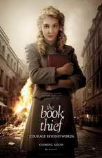 """The Book Thief"" Movie Poster"